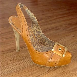 Jessica Simpson sling back shoes size 5.5